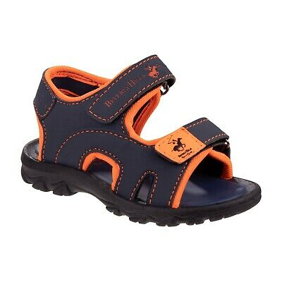 Beverly Hills Polo Club Toddler Boys Sport Sandals