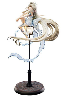 CLAMP Chobits Chii 1/7 scale PVC & ABS painted finished figure ship from Japan