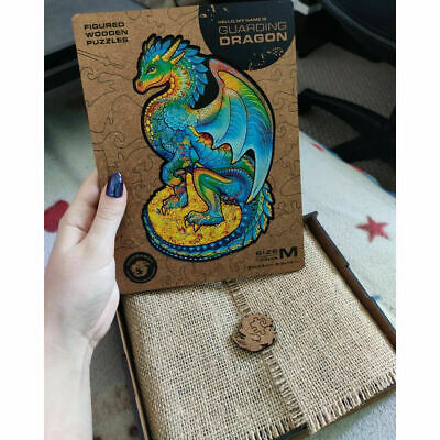 Puzzle Jigsaw In memory of Rembrand best gift New premium russian wooden Pieces