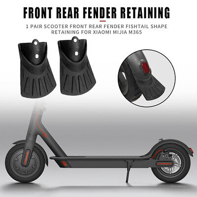 Fenders Scooter Wings Front Rear Mud Guard ABS for xiaomi Mijia m365 Pro PartQ0E