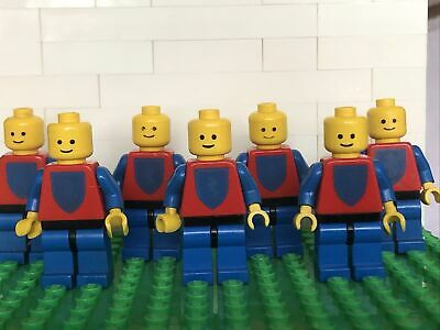 Random Lego Minifigure Hips and Legs P /& P Inclusive Five Pack of 5