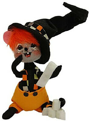 "Annalee Halloween 6"" 2015 Trickster Mouse NWT /& Free Shipping"