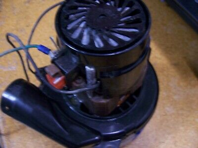 Thermax DV-12 Vac Motor With SCREEN *USED  *