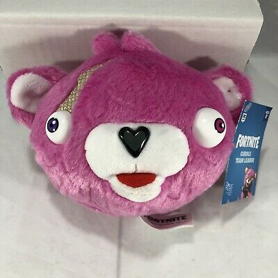FORTNITE  Cuddle Team Leader Russ Pink Plush Toy 5 Inch Epic Games 2019 NEW