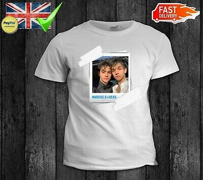 DOBRE BROTHERS MARCUS LUCAS space T SHIRT KIDS boys girls youtuber ps4 logan 9