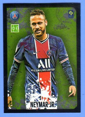 Sticker Panini Foot 2021 Ligue 1 Et 2 P13 Neymar Jr Psg Paris 3 11 Picclick Ca