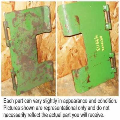 Used PTO Shield Compatible with John Deere 4840 4640 4755 4955 4850 4650 8430