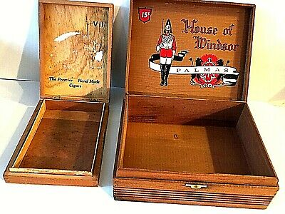 L-1-3-2-7 #8 VINTAGE WOODEN STORAGE BOXES FROM MACHINE SHOP