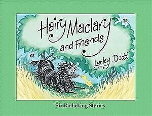 Hairy Maclary And Friends: Six Rollicking Stories, Brand New, Free shipping i...