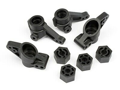 Details about  /HPI RC Car Steering Cup C Seat Front And Rear Hub Carrier For 1//10 HPI