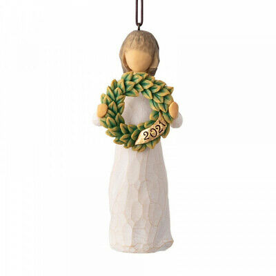 Willow Tree 2021 Dated Hanging 28043 Figurine Ornament Gift Brand New & Boxed