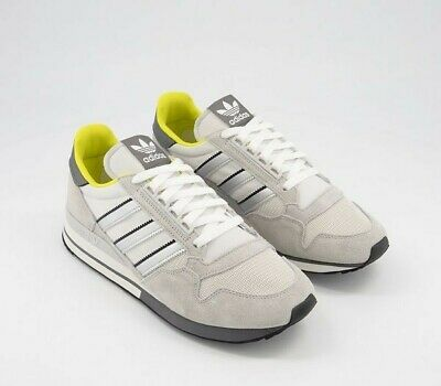 Adidas ZX 500 Metal Grey Core Black Grey. Boys/ Mens - UK 5/ F 38/ D 5/ US 5½