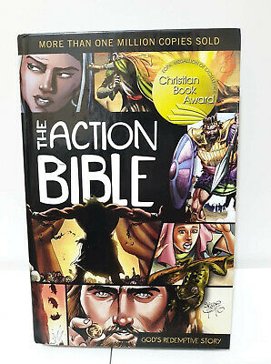 The Action Bible Illustrations by Sergio Cariello,