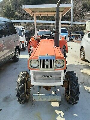 Kubota L1802Dt Compact Tractor