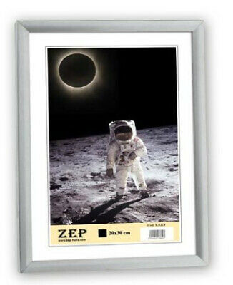 Zep Silver Single picture frame Table Wall 15 x 20 cm Rectangular Silber KL3