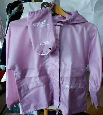 Outdoor,Bag The Kag.28 .9 Years  Bnwt,Dawn Pink,Waterproof And Breathable !Fab