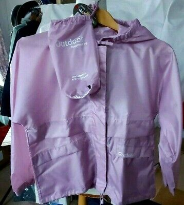 Outdoor,Bag The Kag.24.5 Years  Bnwt,Dawn Pink,Waterproof And Breathable !Fab