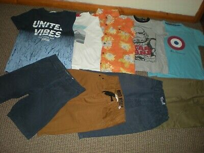 Bundle Boys Clothes age 10-11yrs Jeans Shorts T-shirts  Ben Sherman  Quiksilver