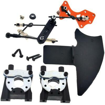 HPI 1//8  Trophy Truggy 4.6 DISC BRAKE CAMS CALIPER LINKAGE /& DIFF MOUNT PADS