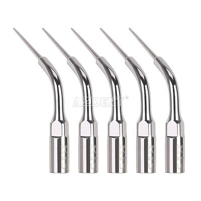 5X Dental Scaling Tips E15 for Woodpecker EMS Scaler Handpiece