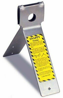 Guardian Fall Protection 00710 Snappy Disposable Anchor For Any Pitch Roof wi...