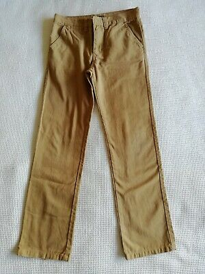 Boys 11-12 years stone coloured slim fit jeans Primark very good condition