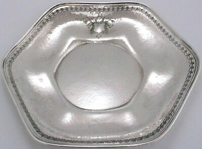 Watson Sterling Silver Hammered Tray