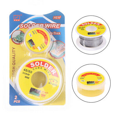 40g 1mm solder wire+10g rosin double bubble active high purity solder wirePG