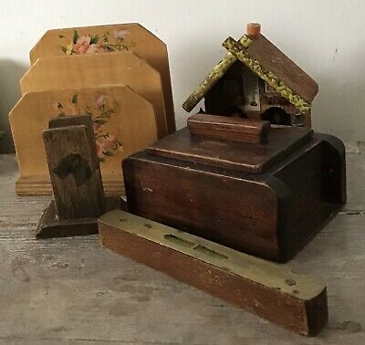 Treen Collection Inc Letter Rack