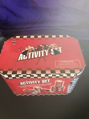 Coke 6 Pack Can Activity Set