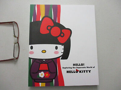 Hello Kitty Sanrio JANM Friends Signed Book Japanese Plush Toy Supercute 2014