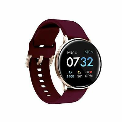 h Sport 2 Smartwatch Fitness Tracker Body Temperature Heart Rate Step Counter...