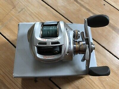 Fishing Reel for Trout /& Perch Tsurinoya SF-50 BFS Reel Left and Right Hand