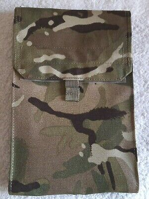 British Military Army MTP Camouflage Virtus 7.62mm 5.56mm Link Bandolier Pouch
