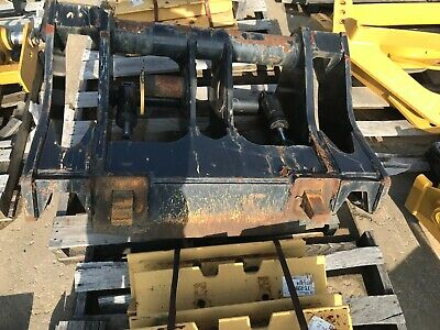 Caterpillar 930 Fusion Coupler Wheel Loader Cat Payloader Quick Connect Hydrauli