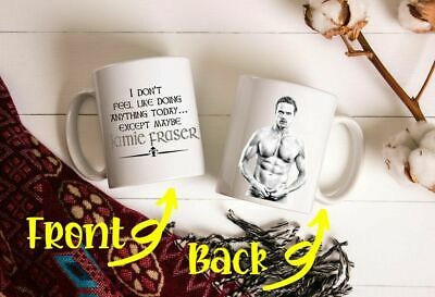 Details about  /Sing Me A Song Of A Lass That Is Gone Outlander Mug Claire And Jamie Fraser Mug
