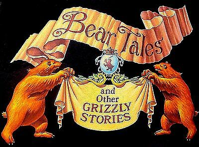 BEAR TALES (& other Grizzly Stories!) Planetarium Show!