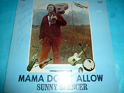 Sunny Spencer Mama Don't Allow Ripchord RARE!! NM!
