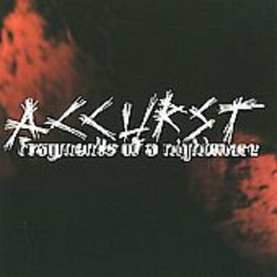 Fragments of a Nightmare - Accurst NEW!! RARE!!
