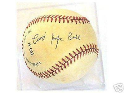 Cool Papa Bell  Autographed   Baseball
