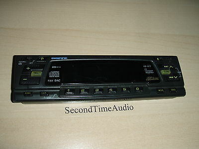 JVC KD-GT7 Faceplate Tested Good Guaranteed!