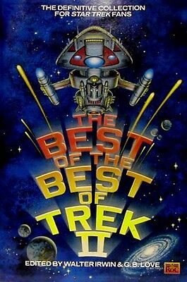 1992 Best of the Best of Trek Volume 2- Vintage Softcover Book