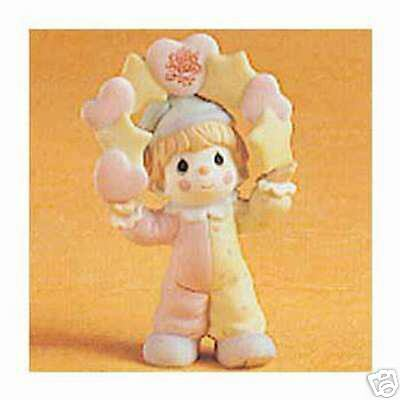 Enesco Precious Moments Birthday Club Kit - 1997 BCN012