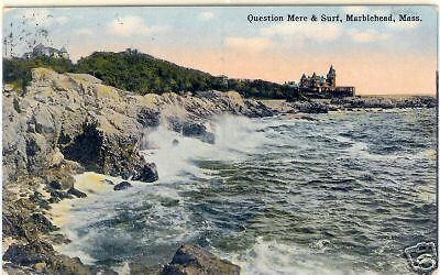 Marblehead, Mass - Question Mere & Surf