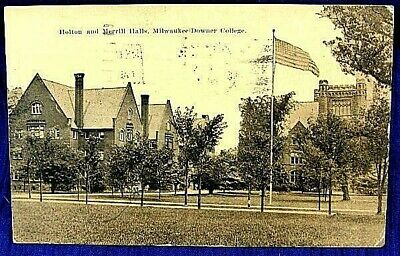 Milwaukee Downer College 1922 PC `