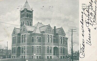 Pittsburg, Kansas - City Hall