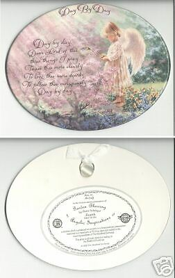 Angelic Inspirations Garden Blessings Collector Plate