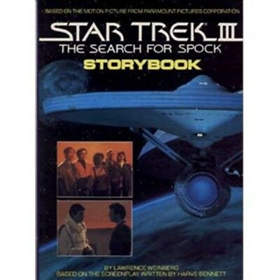 Star Trek III: The Search for Spock Illust. Storybook