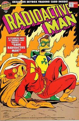 Bongo Comics Radioactive Man #412 NM