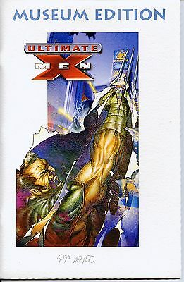 Ultimate X-men 1 German Museum edition publishers proof FREE UK POSTING  RARE